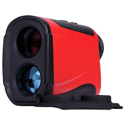 AIZYR Golf Entfernungsmesser, Teleskop-Entfernungsmesser (Elektronische Kompass-Technologie) - Laser-Entfernungsmesser, 7X Optische Linse, Anti-Vibrations-Staubdicht Und Anti-Bewässerung,600meters