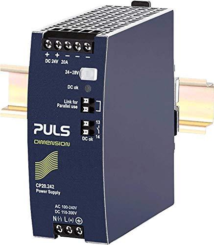 PULS DIN-rail-voeding (DIN-rail) 24 V 20 A 480 W 1 x