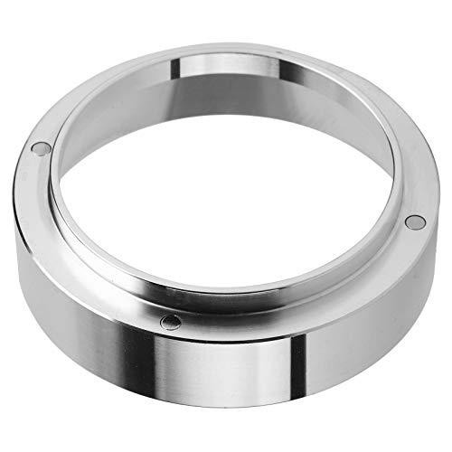 Aluminium-Kaffeedosierring, Espresso-Dosiertrichter mit magnetischem Ersatz für Kaffeemaschine(51MM)