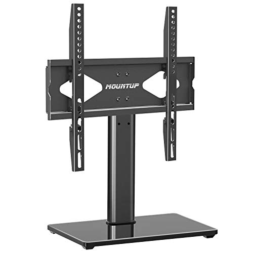 Universal TV Stand - Table Top TV Stand with Mount for 37-55...