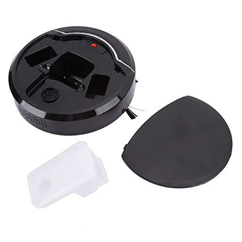 FEBT Aspiradora, barredora de Limpieza, Carga por USB Ahorro de energía Inteligente para Oficina en casa