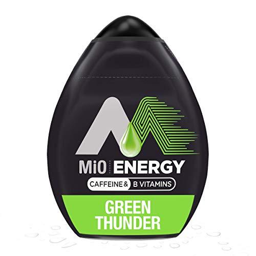 Mio Energy Green Thunder Liquid Water Enhancer Drink Mix (1.62 Fl Oz Bottle)