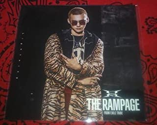 THE RAMPAGE from EXILE TRIBE Lightning 龍 アザージャケットカード