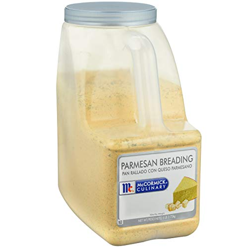 McCormick Culinary Parmesan Breading, 6 lbs