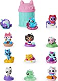Gabby's Dollhouse, Meow-Mazing Mini Figures 12-Pack (Amazon Exclusive), Kids Toys for Ages 3 and up