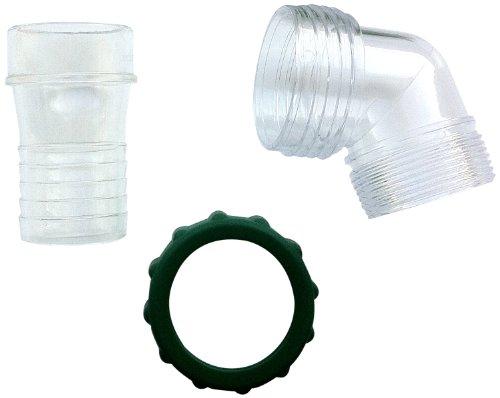 Interpet Ltd PondMonsta Lot d'accessoires d'évacuation