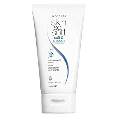 Skin So Soft HAIR REMOVAL CREAM Soft and Smooth for body from Avon