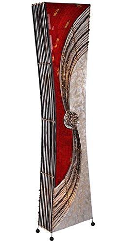 Lampe ALISA Stehlampe, Deko-Leuchte, Stimmungsleuchte wahlweise in 100 cm oder 150 cm (150 cm)