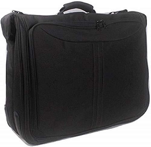 Jet2 - Bolsa de Transporte para Equipaje de Mano aprobada (56 x 45 x 25 cm) Negro Negro Large