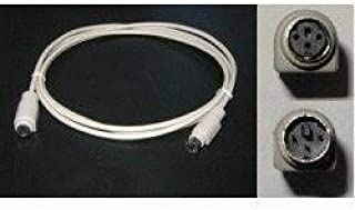 3 Pin miniDin 3D Vesa emitter extension cable for Optoma 3DXL, HD33, HD25, HD300, HD833 , VIP Displayer, Extender, 3D Theater, Gamer, Nvidia Quadro cards etc
