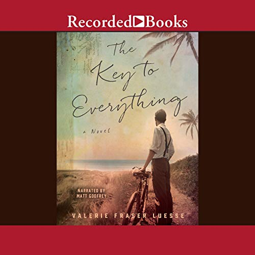 The Key to Everything audiobook cover art