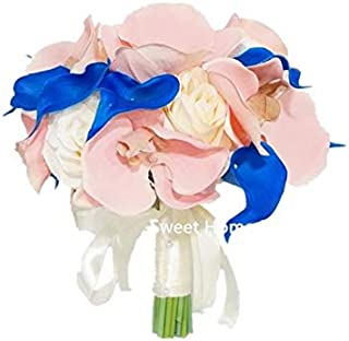 Best blue orchid bouquet Reviews