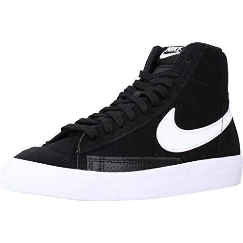 Nike Calzado Deportivo Mujer Blazer Mid '84 para Mujer Negro 38 EU
