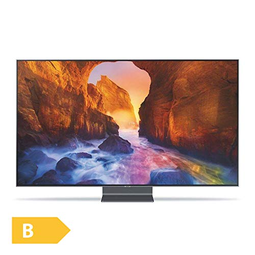 Samsung GQ65Q90RGTXZG 163 cm (65 Zoll) Flat QLED TV Q90R (2019)