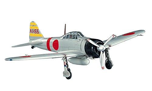 HASEGAWA 00451 1/72 Mitsubishi A6M2 Zero Fighter Type 21 (Zeke) (japan import)