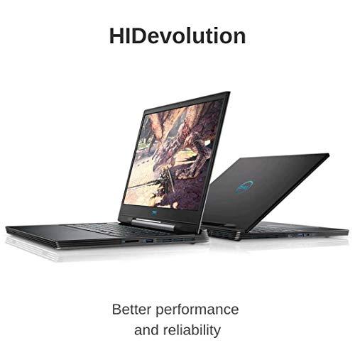 "Price comparison product image HIDevolution Dell G7 15 7590 15.6"" FHD 60Hz w / Finger Print Reader / 60WHr / 2.6 GHz i7-9750H,  GTX 1660 Ti,  16GB 2666MHz RAM,  512GB PCIe SSD + 1TB HDD / Performance Upgrades & Warranty"