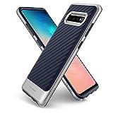 Spigen Neo Hybrid Designed for Samsung Galaxy S10 Case (2019) - Arctic Silver