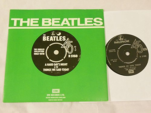 A Hard Day's Night - Beatles, The 7