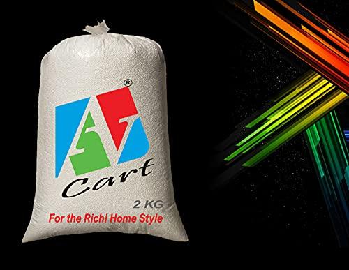 AV Cart Bean Bag Refill / Filler / Fillings / High Density Beans Fillings Pack of 2 kg