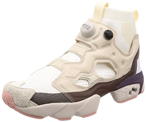 Reebok Instapump Fury OG ULTK DP Uomo Running Trainers Sneakers (UK 10.5 US 11.5 EU 45, White Sand Stone CM9354)