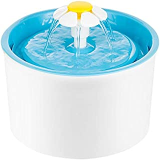 Mumoo Bear Electric Smart Pet Water Dispenser-Healthy and Hygienic Drinking Fountain Water Drinking Bowl for Dogs, Cats, B...