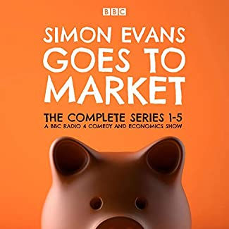 Simon Evans Goes To Market - The Complete Series 1-5