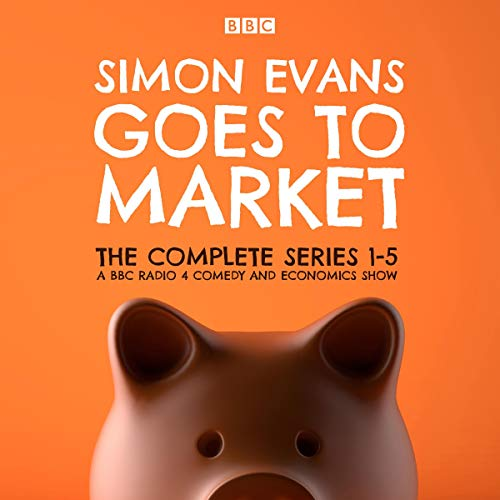 Simon Evans Goes to Market: The Complete Series 1-5 Titelbild