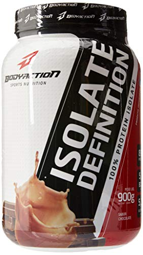 Isolate Definition (900G) - Sabor Chocolate, Body Action