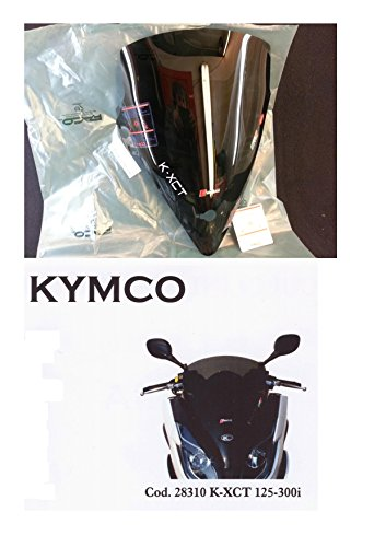K-XCT 125-300i 2013-14 Cupolino fumè scuro