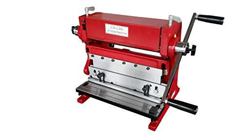 PAULIMOT Universal-Blechbearbeitungsmaschine 3 in 1/305