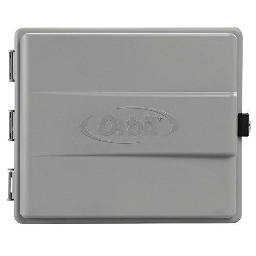 Orbit 57095 Schaltuhr-Abdeckung für den Außenbereich, Grau