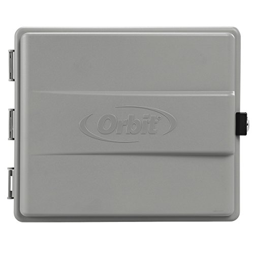Orbit 57095 Outdoor-Mounted Controller Timer Box Cover, Grey