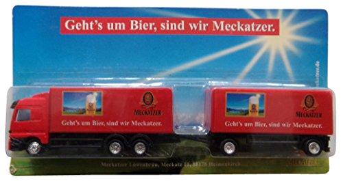 Meckatzer Nr.06 - Geht´s um Bier, MB Actros - Hängerzug
