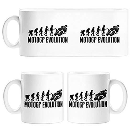 Diver Tazas Taza Moto Evolution - Cerámica