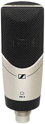 Sennheiser MK 4 Large Diaphragm Condenser Microphone