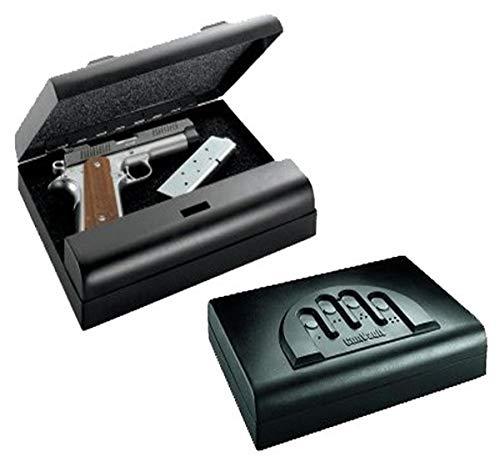 GunVault Microvault Standard Digital Pistol Safe...