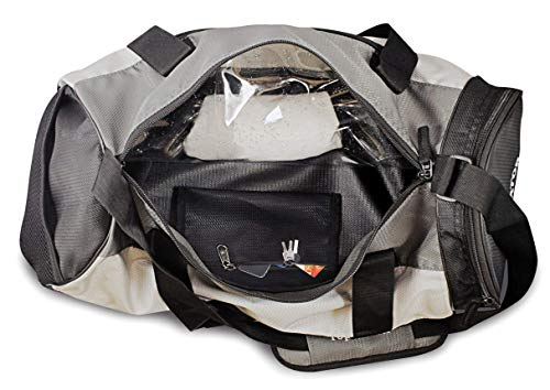 TopGator Gym Bag with Shoe Compartment