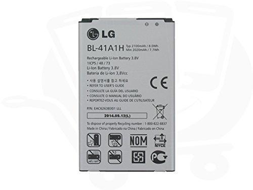 New Original BL-41A1H Battery For LG Tribute LS660 Virgin,Boost Sprint Moblie (Bulk Packaging)