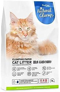 ProDiet Natural Clump Paper Cat Litter, 7 l