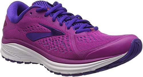 Brooks Damen Aduro 6 Laufschuhe, Pink (Aster/Purple/White 574), 38.5 EU