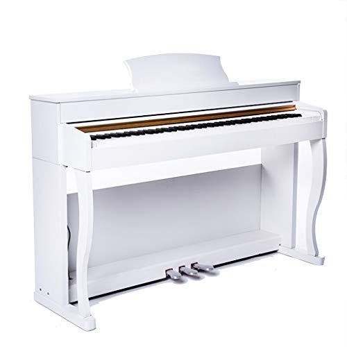 Piano Droit Numérique Piano Électrique Droit, Piano Électronique pour Débutant À 88 Touches,...