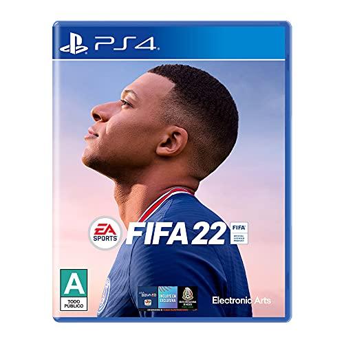 Fifa 22 - Standard Edition - Playstation 4