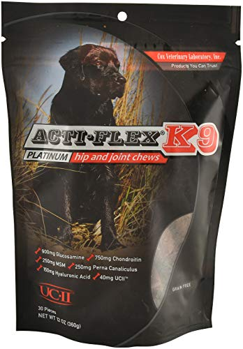 Cox Veterinary Laboratory Inc. Acti-Flex K9 Platinum Hip & Joint Chews