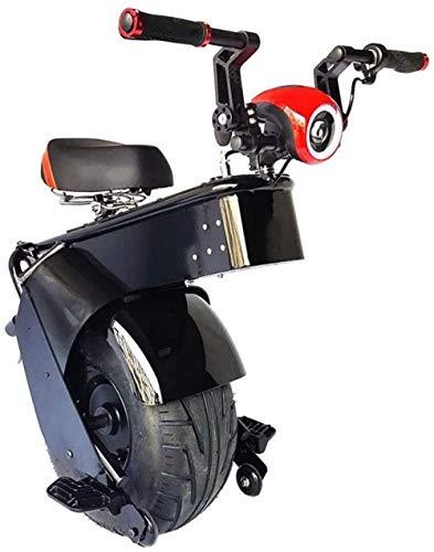 1500 Watt Falten Elektror Roller Motor Elektrische Einradbremsanlage 550LBS MAX Lastgewicht mit 60V Lithiumbatterie 28km / 45km / 60km / 90km-45km