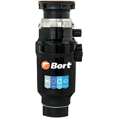 Bort MASTER ECO Triturador de basura. 1000 ml, 390 W, protección contra la contaminación.