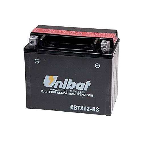 UNIBAT Batteria CBTX12-BS YTX12-BS