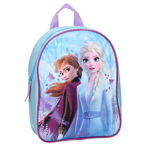 Disney Frozen II - Mochila infantil de Elsa y Anna