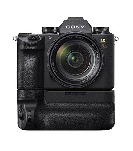 Sony VG-C3EM Funktionshandgriff (Nutzbar für ILCE-9 mit Platz für 2 Z-Akkus)