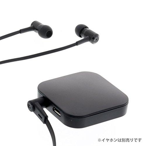 LEPLUSiPhone/スマートフォンワイヤレスオーディオアダプタ「極の音域WirelessAudioAdapter受信機&送信機」ブラック