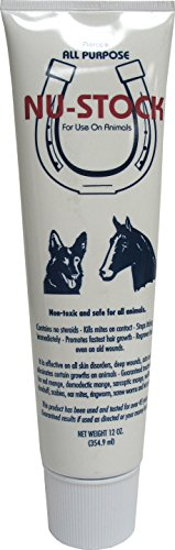 Pierce's Nu-Stock Ointment, 12-Ounce